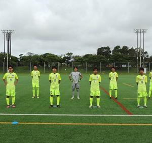 【大会結果】OFA第16回沖縄県クラブユース(U-15)サッカー選手権大会