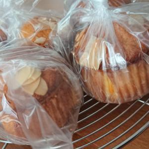 カボチャのカップケーキとパーツメーカーの続き