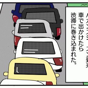 【バカンス】渋滞で日本人妻は見た!
