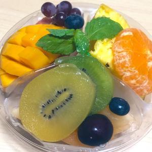 九州屋ビナウォーク店のカットフルーツ凄かった