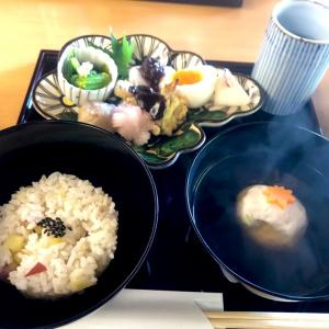 熱海MOA美術館の 和食 花の茶屋 で「琳派御膳」と「自家製レモンスカッシュ」食べてきた