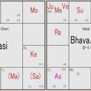 インド占星術 太陽期