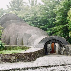 石の教会〜ハルニレテラス