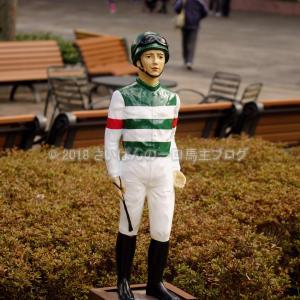 [ラクンパルシータ] 3歳12月 中山競馬(2歳未勝利・芝2000m)にビュイック騎手で出走を予定しています