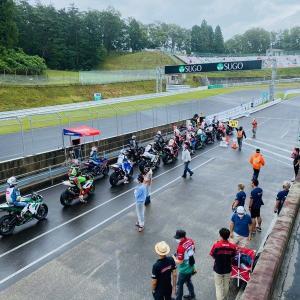 2020全日本ロードレース選手権inSUGO