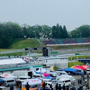 MFJ全日本ロードレース選手権in菅生2021