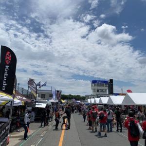 MFJ全日本ロードレース選手権inつくば2021