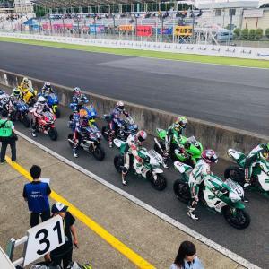 MFJ全日本ロードレース選手権筑波