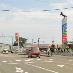 京三カマボコ+ストレートアーム IN 新冠町