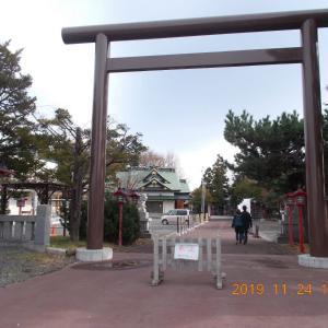 191124 発寒神社