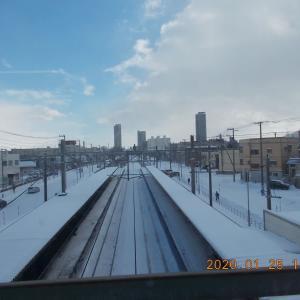 200125 JR発寒中央駅