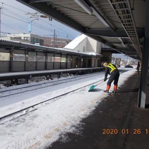 200126 列車の遅れ