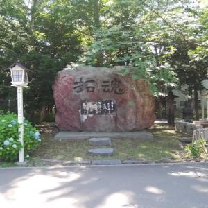 200710 夏椿 新琴似神社