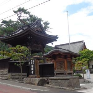 200715 蓮と睡蓮 浄国寺
