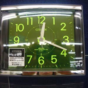 価格帯豊富な目覚まし時計