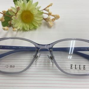 女性に人気の眼鏡フレームELLE(エル)