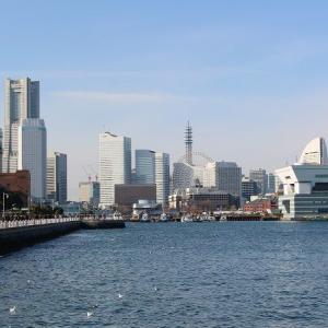 いよいよ最終回は、横浜ベイエリアをてくてく散歩。新型コロナの影