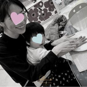 メモリアルプレート(はらぺこあおむし)レッスン♡♡~お食い初め 100日祝い~