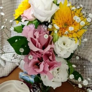 9月のお花と面接結果