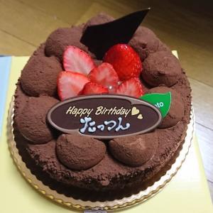 今年はケーキだけ