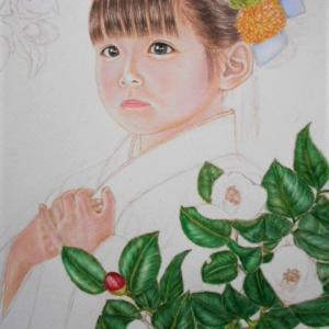 美少女花図鑑シリーズ③ 椿 その4