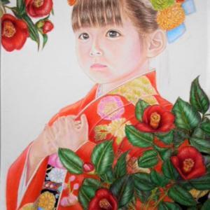 美少女花図鑑シリーズ③ 椿 その6