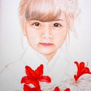 美少女花図鑑シリーズ『ツツジ』その3