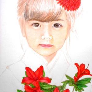 美少女花図鑑シリーズ『ツツジ』その4