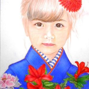 美少女花図鑑シリーズ『ツツジ』 その6
