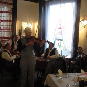 ブダペストのレストラン Szedged