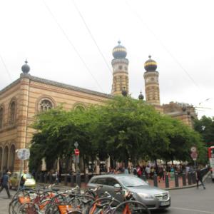 ブダペストのユダヤ教会