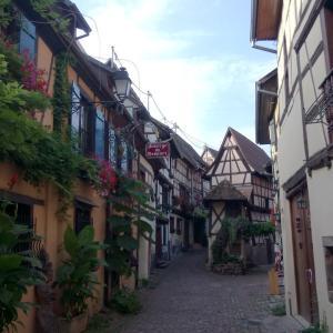 エギスハイムの村