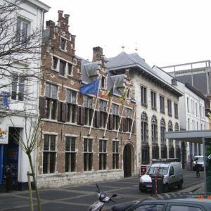 アントワープ、ルーベンスの家 1