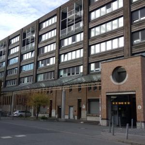 フランクフルト・・・ユダヤ人街跡