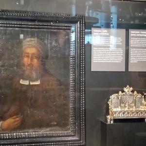 フランクフルト・・・ユダヤ人博物館