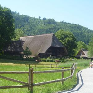 シュヴァルツヴァルト・グータッハの野外博物館