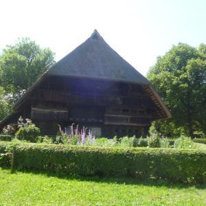 シュヴァルツヴァルト・グータッハの野外博物館 6