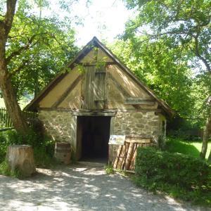 シュヴァルツヴァルト・グータッハの野外博物館 7