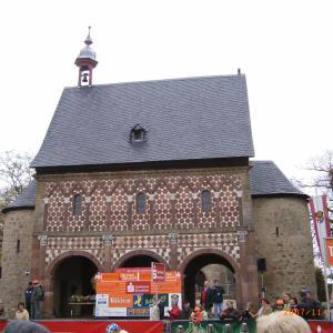 ドイツの世界遺産・ロルシュの修道院