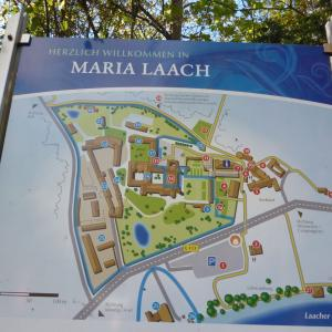 世界遺産のマリア・ラーハ修道院