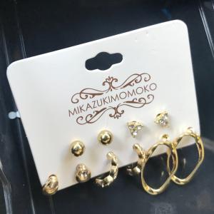 ミカヅキモモコ☆300円のアクセサリーが可愛い