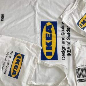 IKEA☆新商品買ってきたよ!オリジナルTシャツ✨