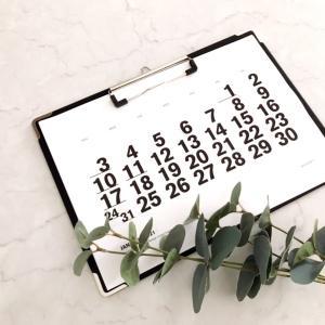ダイソー☆来年のカレンダーをこれに掛けます