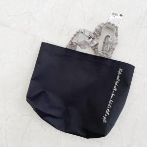 キャンドゥ☆持ち手がラブリーなバッグ