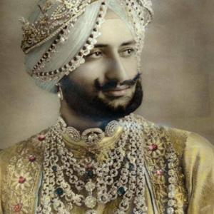 クンダリーニレイキ伝授~素敵なインドの王様?