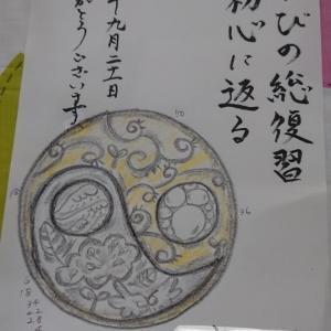 kanaiプレートアート~私のテーマで描いたよ