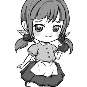 女子第3位 ユノ