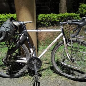 ………自転車が戻ってきた