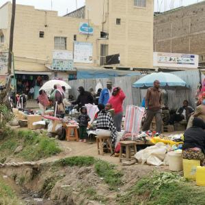 ケニアの格差社会を感じた日。