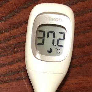 (・・。)ん?咳+微熱かな?&『QLAP!』買わなきゃ   (๑•̀ㅂ•́)و